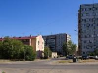 Astrakhan, Kulikov st, house 40 к.1. Apartment house