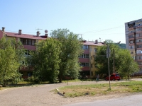 Astrakhan, Kulikov st, house 40. Apartment house