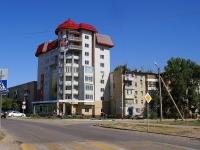 Astrakhan, Kulikov st, house 44А. Apartment house