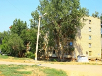 Astrakhan, Kulikov st, house 44. Apartment house
