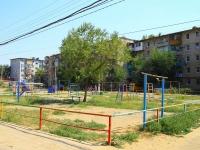 Astrakhan, Kulikov st, house 46 к.1. Apartment house