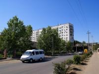 Astrakhan, Kulikov st, house 48 к.1. Apartment house