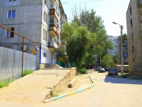 Астрахань, улица Куликова, дом 48. многоквартирный дом