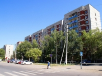 Astrakhan, Kulikov st, house 50. Apartment house