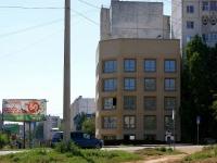 Астрахань, улица Куликова, дом 63А. строящееся здание