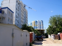 Astrakhan, Kulikov st, garage (parking)
