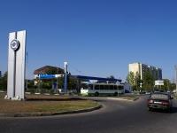 Астрахань, автозаправочная станция ООО ТД Альфа-Трейд, улица Минусинская, дом 1