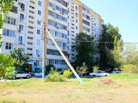 Astrakhan, Minusinskaya st, house 2. Apartment house