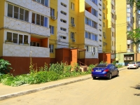 Astrakhan, Minusinskaya st, house 4 к.1. Apartment house
