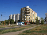 Astrakhan, Minusinskaya st, house 4. Apartment house