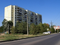 Astrakhan, Minusinskaya st, house 5. Apartment house