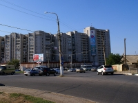 Astrakhan, Perevoznaya 1-ya st, house 120. Apartment house
