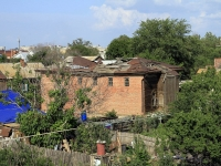 Astrakhan, Vologodskaya st, house 12. vacant building