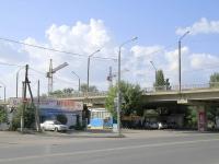 Астрахань, улица Дёминского, дом 8. офисное здание