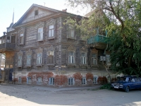 Astrakhan, Tsiolkovsky st, house 2. Apartment house