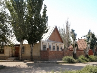 Astrakhan, Fadeev st, house 2. Private house