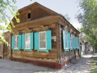 Astrakhan, Svirsky alley, house 9. Private house