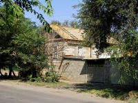 Astrakhan, Pionersky alley, house 2. Private house