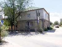 Astrakhan, Berzin st, house 36. Apartment house