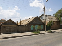 Astrakhan, Berzin st, house 46. Private house