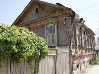 Astrakhan, Berzin st, house 47. Private house