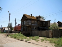 Astrakhan, Gruzinskaya st, house 12. Apartment house