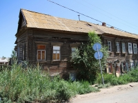 Astrakhan, Gruzinskaya st, house 13. Private house