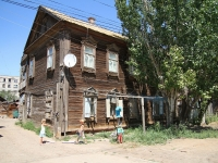 Astrakhan, Gruzinskaya st, house 15. Apartment house