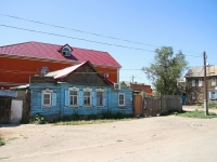 Astrakhan, Gruzinskaya st, house 16. Private house