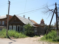 Astrakhan, Gruzinskaya st, house 24. Private house