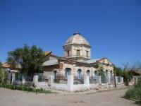 Astrakhan, st Gruzinskaya, house 25. temple