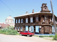 Astrakhan, Gruzinskaya st, house 29. Apartment house