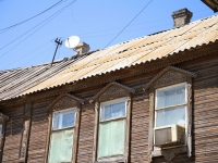 Astrakhan, Pisarev st, house 35. Apartment house