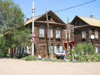 Astrakhan, Pisarev st, house 37. Apartment house