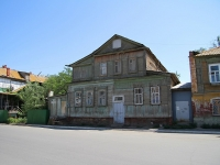 Astrakhan, Ryleev st, house 6. Apartment house