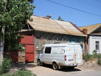 Astrakhan, Ryleev st, house 7. Private house