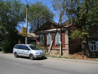 Astrakhan, Ryleev st, house 23. Private house