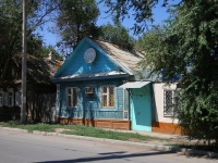 Astrakhan, Ryleev st, house 27. Private house