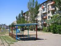 Астрахань, улица Рылеева, дом 34А. многоквартирный дом
