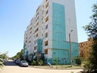 Астрахань, улица Рылеева, дом 82 к.1. многоквартирный дом