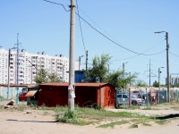 Astrakhan, Ryleev st, garage (parking)