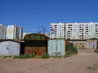 Astrakhan, Ryleev st, garage (parking)