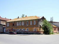 Astrakhan, Kakhovsky st, house 1. Apartment house