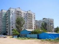 Астрахань, улица Курская, дом 53 к.1. многоквартирный дом