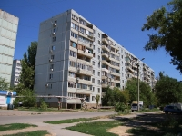 Astrakhan, Kurskaya st, house 57. Apartment house
