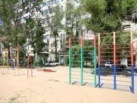Астрахань, улица Курская, дом 59. многоквартирный дом