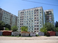 Astrakhan, Kurskaya st, garage (parking)