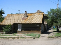 Astrakhan, Shchedrin st, house 2. Private house