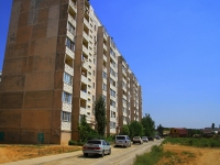 Astrakhan, Zelenginskaya 2-ya st, house 1 к.1. Apartment house