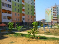 Astrakhan, Zelenginskaya 2-ya st, house 1 к.2. Apartment house